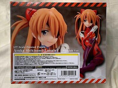 Evangelion 3.0 You Can Not Redo Asuka Langley Shikinami Plug Suit Ver.1//7 JP New
