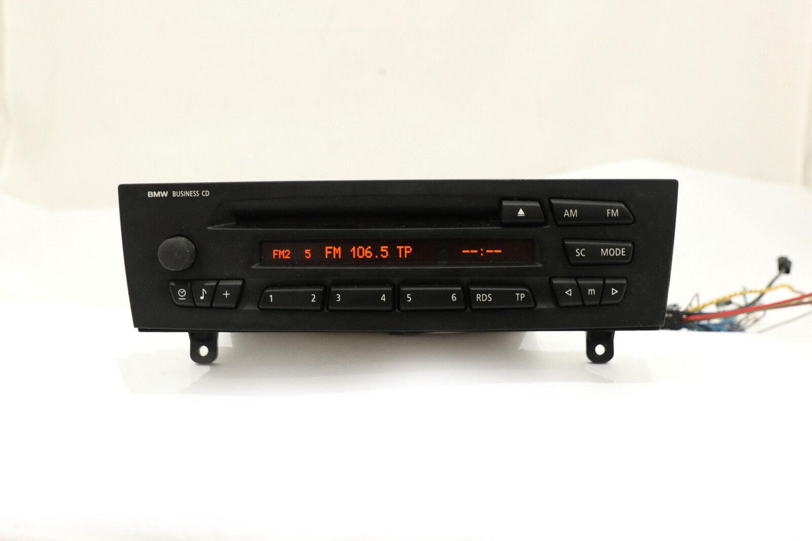 BMW E87 E81 E82 E88 E90 E91 CD Radio Business CD 6962296