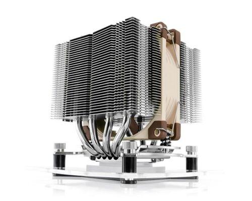Noctua 162483 Cpu Cooler Nh-d9l S2011-0//2011-3 Amd Am2+//am3+//fm2 Dual Tower