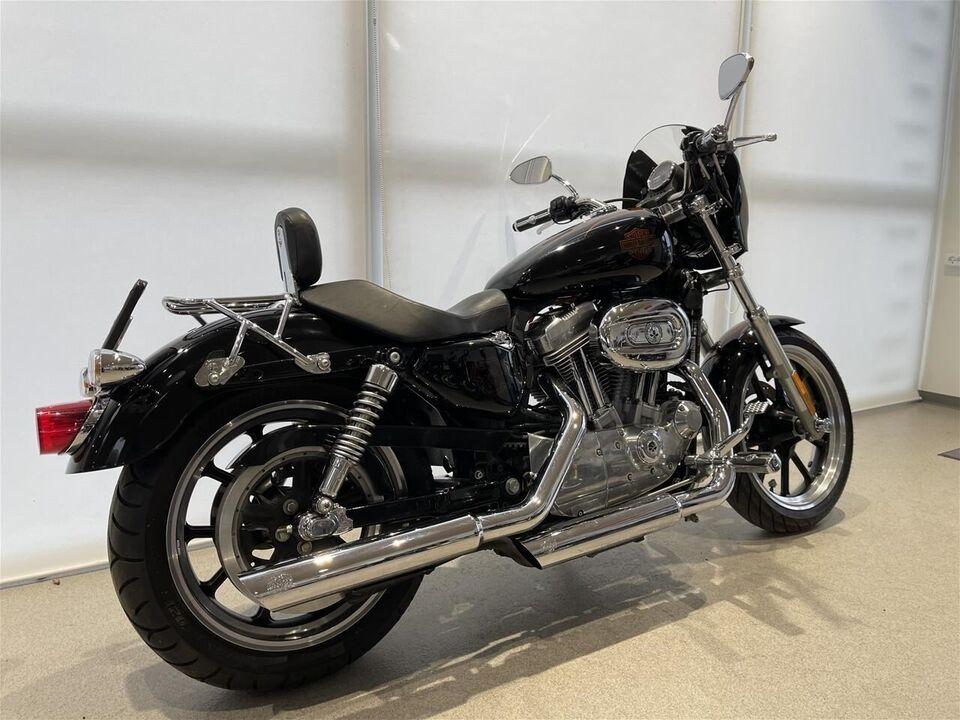 Harley-Davidson, XL 883 L Sportster SuperLow, ccm 883