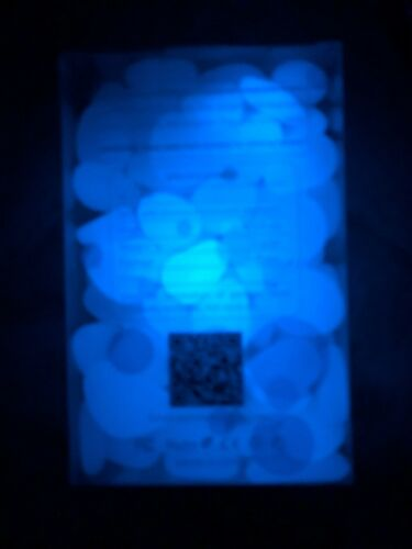 Fish Tank ect 100X Garden Pebbles Glow in the Dark for Garden Yard