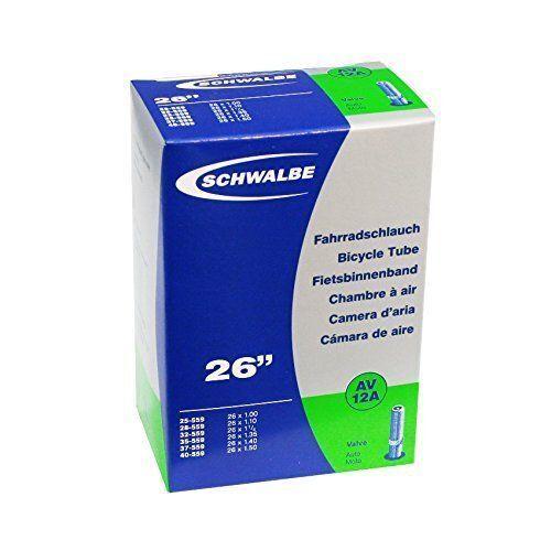 Schwalbe AV12A26 x 1.0 / 1.50 (40mm Schrader)3 Variants