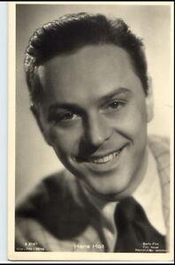 HANS-HOLT-um-1950-60-Portraet-AK-Film-Buehne-Theater-Schauspieler-Foto-Verlag
