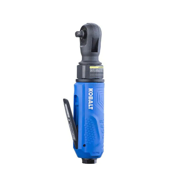 Kobalt 1/4-in Air Ratchet Wrench . Available Now for 37.99