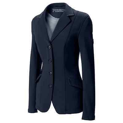 Pikeur Sarissa II Ladies S/Shell Riding Jacket - Navy Blue