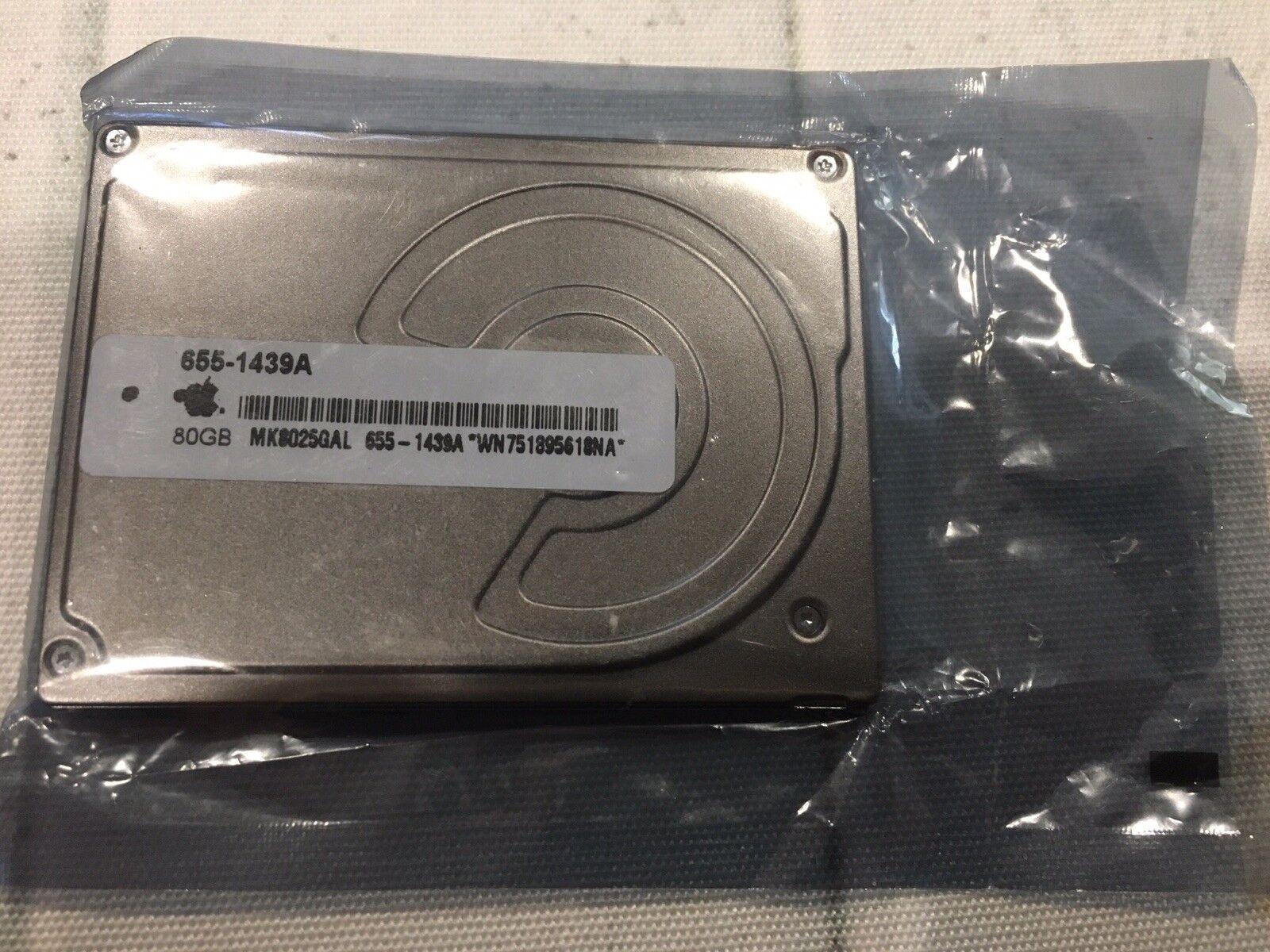 """MacBook Air 13/"""" A1237 2008 Genuine Laptop HDD 80GB 655-1439A 1.8"""""""