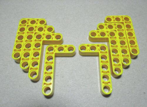 LEGO Technic Technik  Liftarm 3 x 5 breit Gelb  8 Stück #32526 Neu