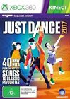 Just Dance 2017 Kinect for Xbox 360 Microsoft X360 Orig Aus Version