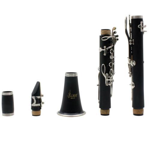17 Schlüssel Bb Klarinette Set