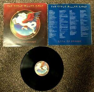 The Steve Miller Band Book of Dreams 1977 Vinyl Album