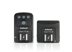 Hahnel Viper TTL Kit Inalámbrico Disparador De Flash Nikon