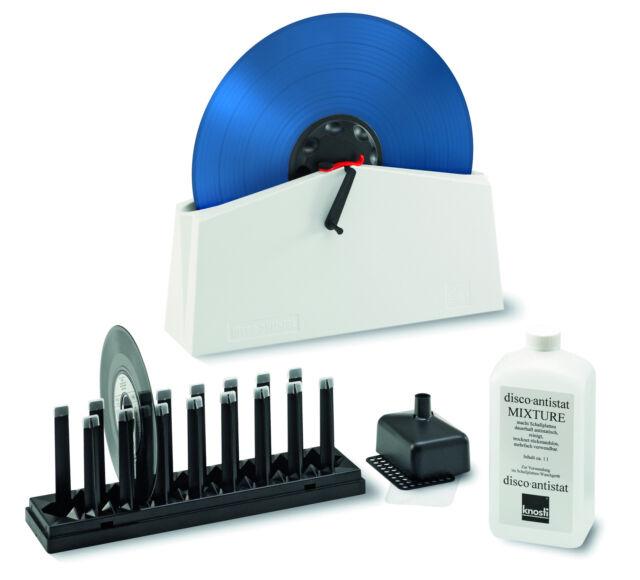 Knosti Disco Antistat Plattenwaschmaschine 2 Generation mit Handkurbel # 1