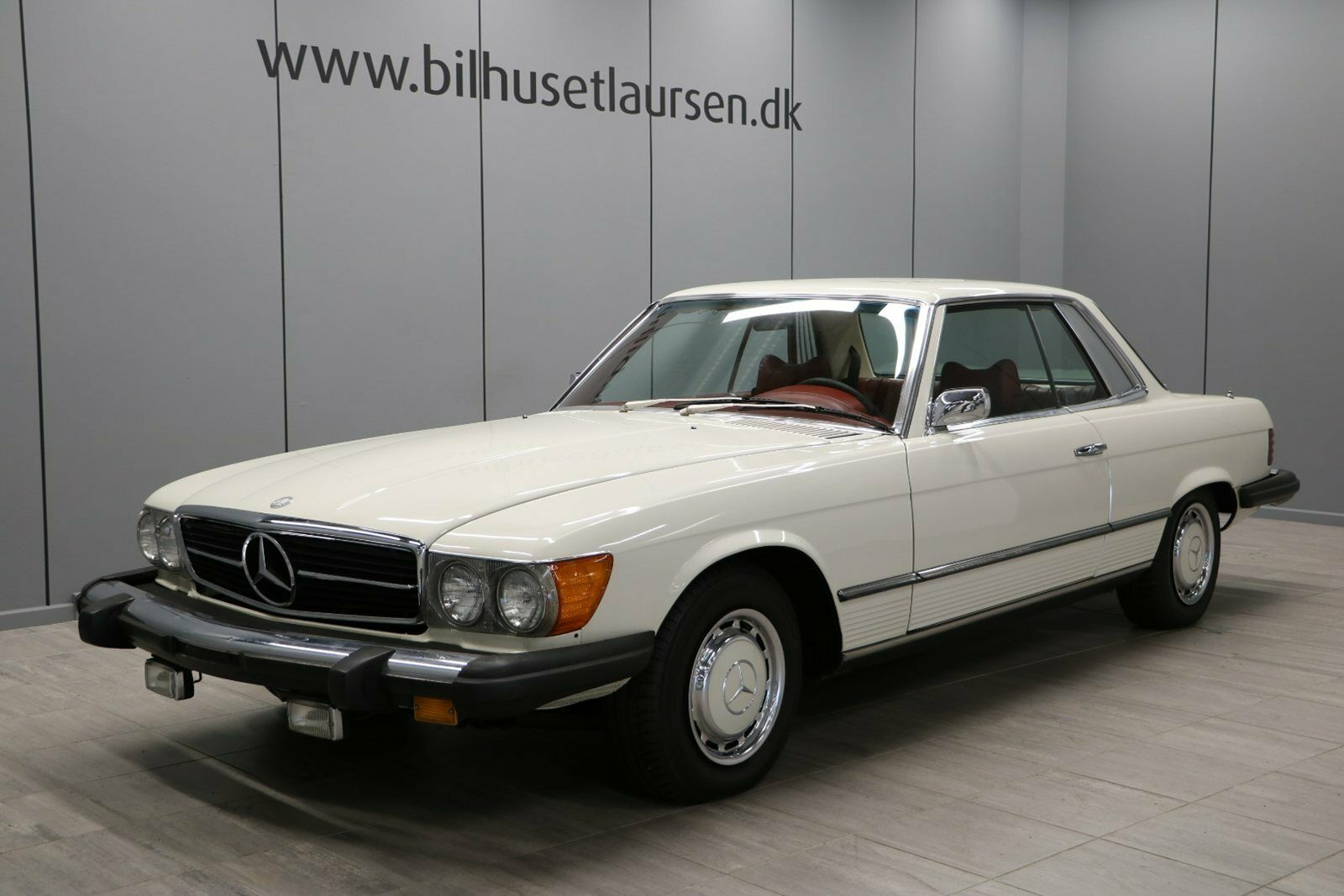 Mercedes 450 SLC 4,5  2d - 144.900 kr.
