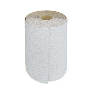 93 mm x 5m 1 Rouleau de papier abrasif MioTools pour ponceuse manuelle grain 400