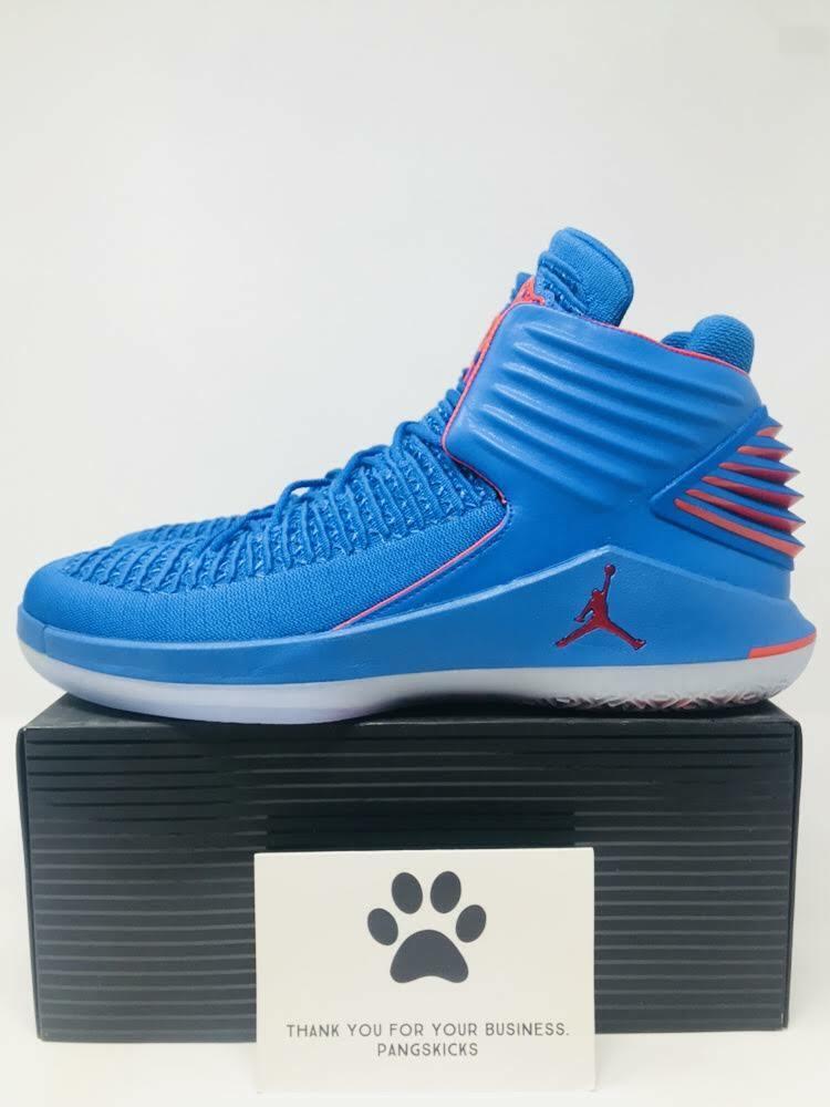 6d0885ebff Nike Air Jordan 32 'Russell Size 15 Westbrook' AA1253-400 nounws7711 ...