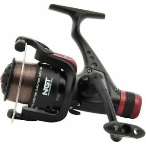 NGT-CKR50-CARP-COARSE-FLOAT-FEEDER-FISHING-REELS-1BB-REEL-WITH-8LB-LINE-IN-BOX