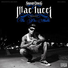 Snoop Dogg Presents Pre-Hustle - Mac Lucci (2016, CD NIEUW)