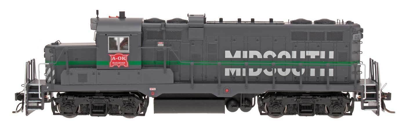 Intermountain Ho 49810 (s) de Arkansas-Oklahoma MidSouth GP10 Paducah Locomotora