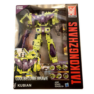 New-12in-Transformers-IDW-Devastator-G1-KO-Hasbro-Action-Figure-Gift-Toy-Boxed