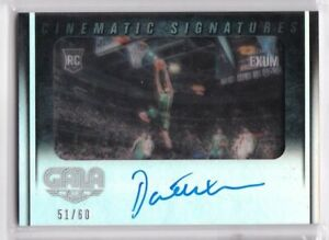 2014-15-PANINI-GALA-19-60-CINEMATIC-SIGNATURES-RC-ROOKIE-DANTE-EXUM-AUTO-JAZZ