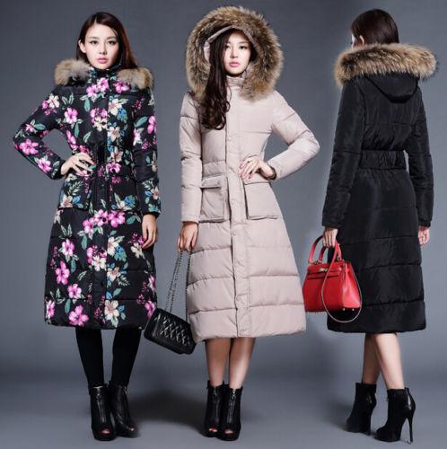 coton Parka chaud en à capuche pour Overcoat C3 long d'hiver femme et long Manteau 5Yqw0gPXng