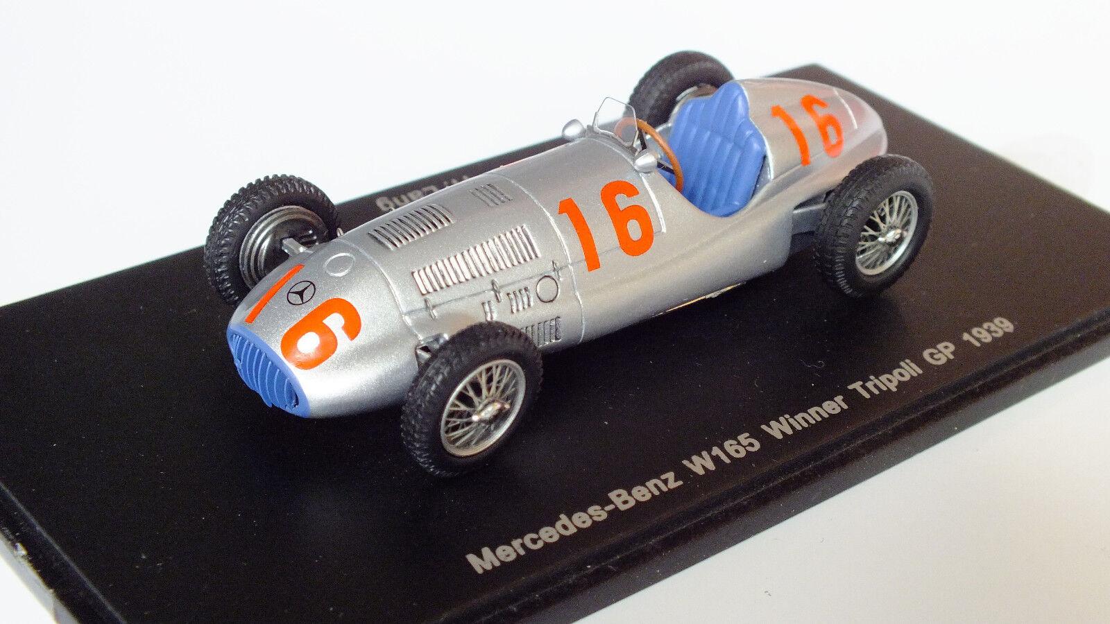 SPARK- S1033- MERCEDES- BENZ W165 N  16 H. Lang Winner Tripoli GP 1939