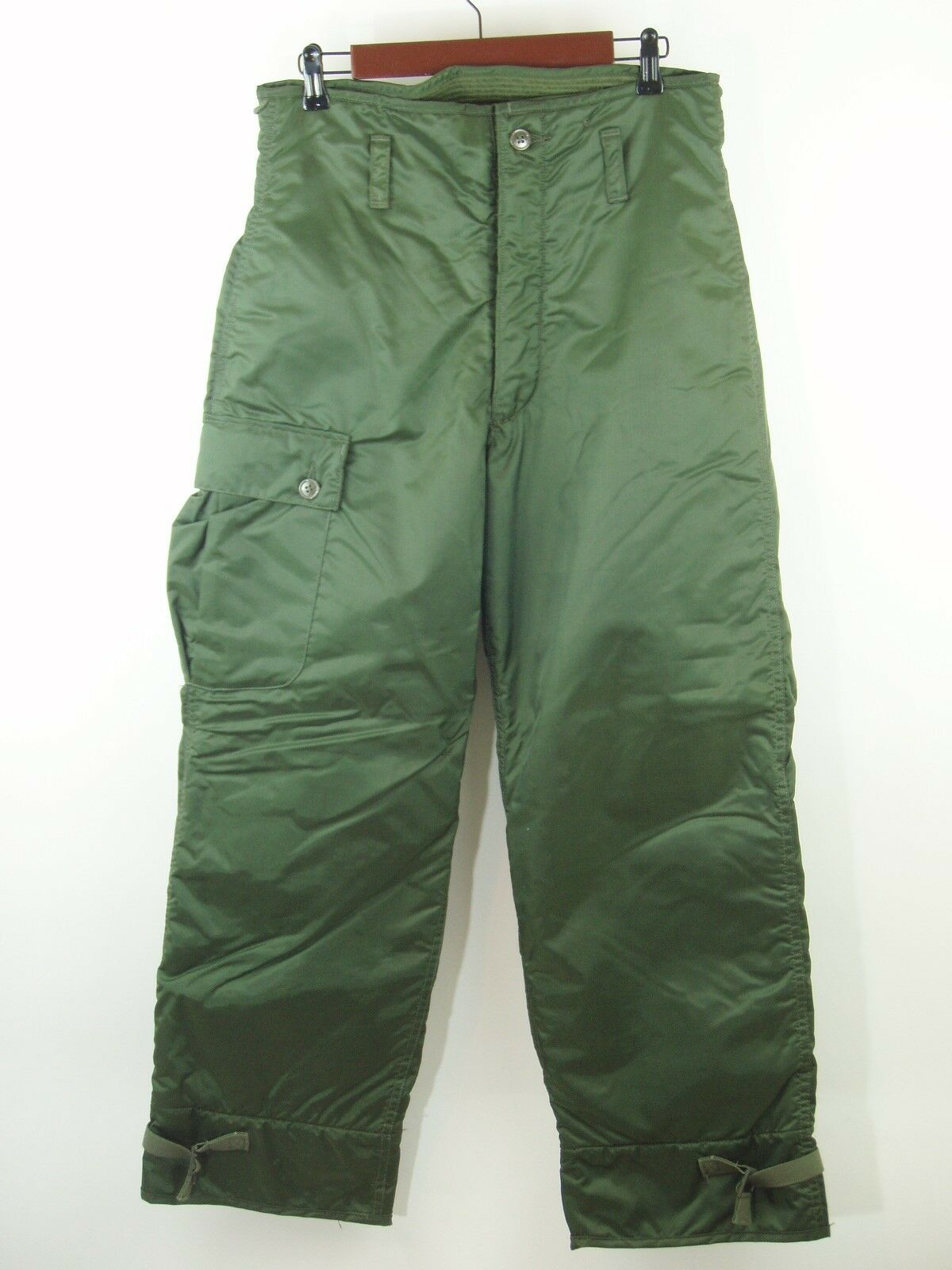 Military Extreme Cold Trousers Snow Pants  Size Small 27-30 Weather IMPERMEABLE  buy best