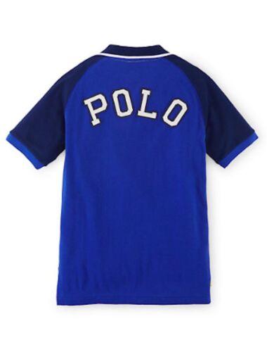 $45 Ralph Lauren Yellow Logo Short Sleeves Cotton Boy/'s Top T-Shirt Sz 2//2T 4//4T