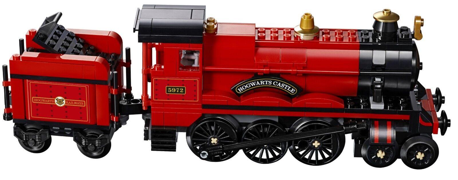 NEW LEGO HOGWART'S EXPRESS - TRAIN & TENDER ONLY 75955 partial harry potter set