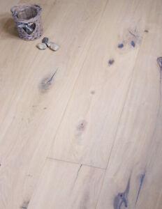 Details About Ens 220mm Wide Long Plank Light Oak Engineered Wood Flooring Brushed
