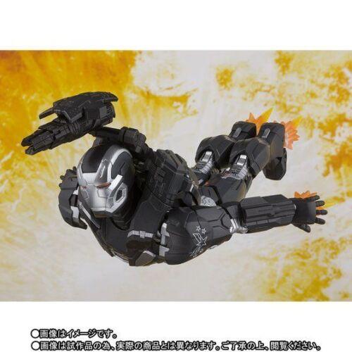 Figuarts máquina de guerra MK-4 versión de Japón Guerra de los Vengadores//Infinity Bandai S.H