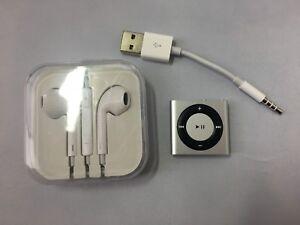 Apple-iPod-Shuffle-Silver-2GB-new