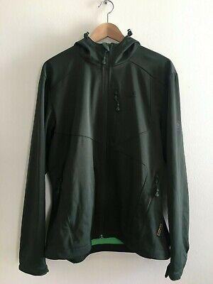 Hoodie Stormlock €129 Softshell Mens Jacket Jack Green Wolfskin MediumEbay Hyproof RLc54Aj3qS