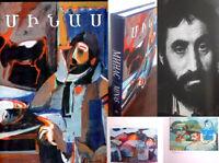 Minas Avetisian- Avetisyan Минас Аветисян Ավետիսյան Armenian Art Russian English