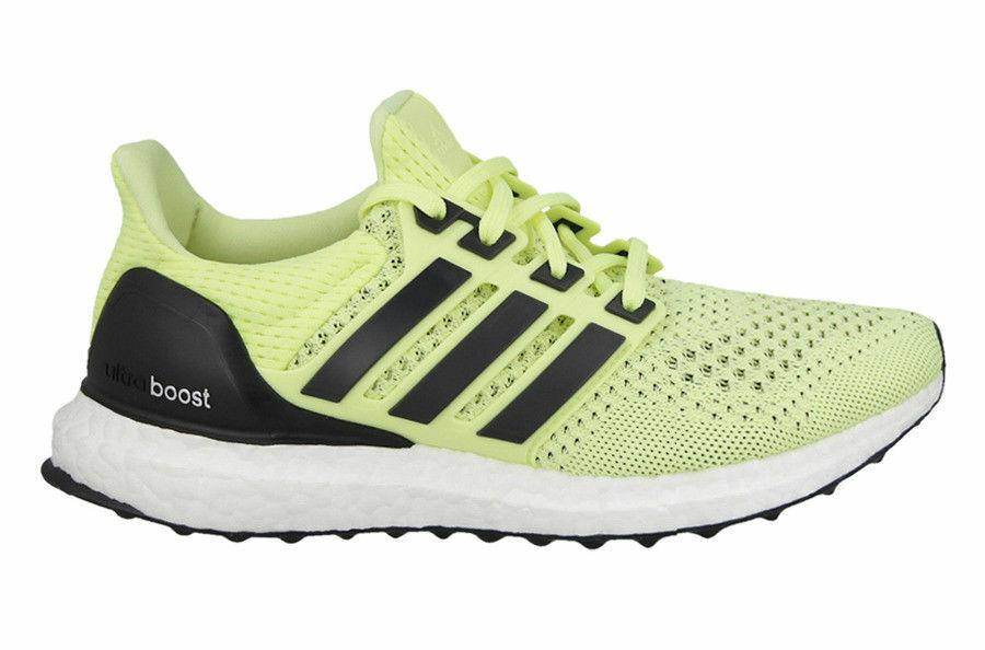 Adidas Ultra Boost Boost Boost W Tallas 5.5-7 'congelado Amarillo    Nuevo Y En Caja S77512 Rara dd2e49
