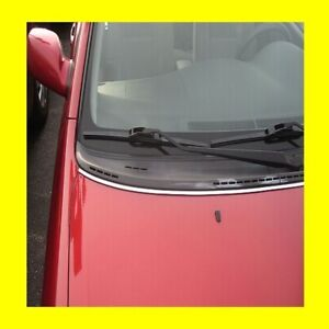 Mazda-Cromo-Hood-Molduras-con-5YR-Garantia-Gratis-Interior-Pc-2