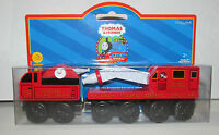 Thomas The Tank & Friends - Wood Fire Rescue Train 2001 New-collector Cardusa