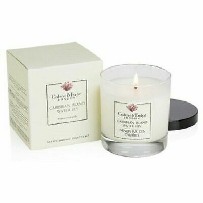 Crabtree /& Evelyn Caribbean Island Water Lily Candles