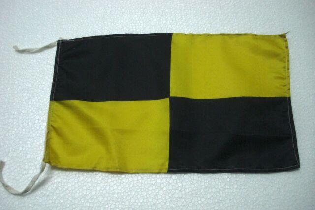 "20/"" X 8.5/"" Total 14 Flags Naval Signal Pennants Marine CODE"