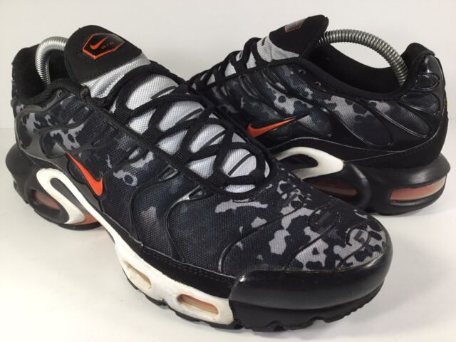Best Sell Nike Air Max Plus TXT Royal Blue Orange White Sneakers Men's Sport Running Shoes