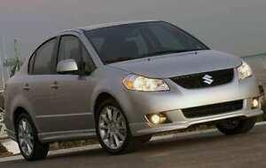 2011 Suzuki SX4 SPORT
