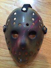 CUSTOM MADE Jason Voorhees FRIDAY THE 13th hockey mask