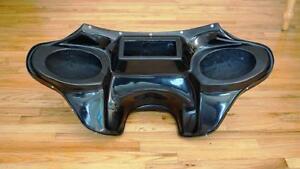 Harley-batwing-fairing-Softail-Heritage-Fatboy-Deluxe-fairing-6x9-speaker