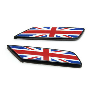 Side-Scuttle-Lamp-Pattern-Fender-Cover-pour-Mini-Cooper-ONE-S-JCW-F54-Clubman-A2