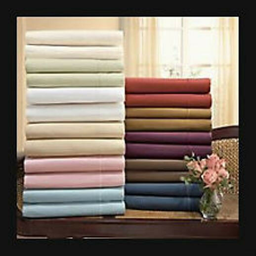 NEW 600TC bed piece set sold separatly100% ORGANIC EGYPTIAN COTTON SOLID