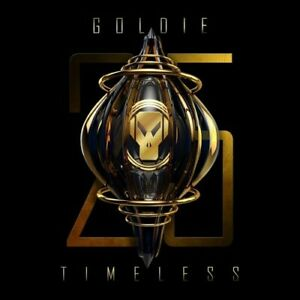 Goldie - Timeless (25 Year Anniversary Edition) [New CD] Anniversary Ed, 3 Pack