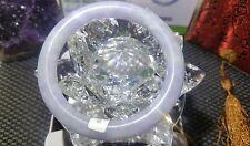 Certified Purple Lavender 100% Natural Grade A Jade Bracelet 52.7mm US Seller