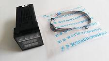 New AC 110V-240V Digital PID Temperature controller + 1.5m K thermocouple Sensor