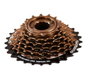 Shimano Tourney MF TZ31 Cassette 7 Speed MTB Bike Bicycle Freewheel Teeth 14 34T