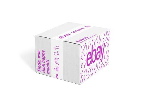 Faltkarton XS2 200x150x90mm 20 lila Versandkarton Faltschachtel